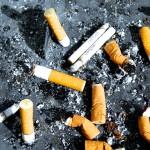 Przypalanie papierosów jest pewnym z z większym natężeniem katastrofalnych nałogów